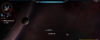 WARPFIRE – vesmírná bitva začíná!
