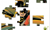 Batman Puzzle jigsaw