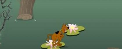 Scoobydoo Lost His Track
